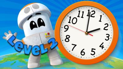 Go Jetters - Race the Clock: Go Jetters Level 2
