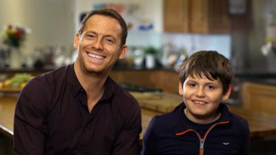 Joe Swash helps you find your confidence in the kitchen