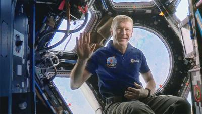 Bedtime Stories - Tim Peake to read the CBeebies Bedtime Story from space
