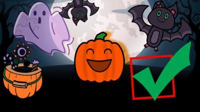 CBeebies House - CBeebies Halloween Scavenger Hunt