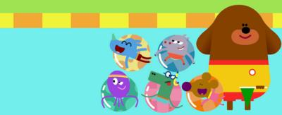 Play Hey Duggee Games