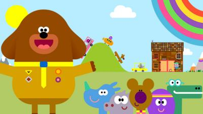 Hey Duggee - The Busy Day Badge Game