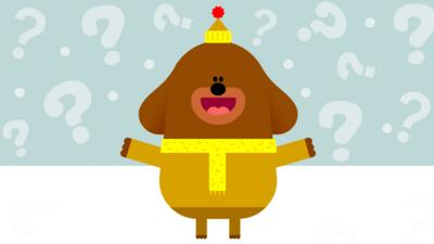 Hey Duggee - Hey Duggee Guess Who Quiz