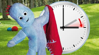 In the Night Garden - Five bedtime clock change tips for kids