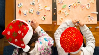 Junk Rescue - Festive crafts ideas for you and the kids