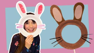 CBeebies House - CBeebies House crafts and makes