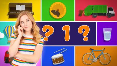 Maddie's Do You Know? - Maddie's Quiz: birds, helmets, cars and wind