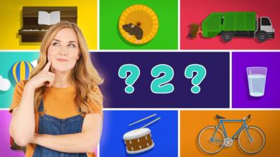Maddie's Do You Know? - Maddie's Quiz: hula hoops, tents and water