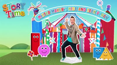 Mister Maker - Mister Maker's Arty Party