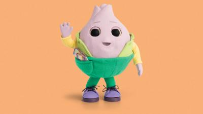 Meet Mr.Onion from Moon and Me