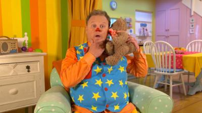 Something Special - Meet Mr Tumble and Friends