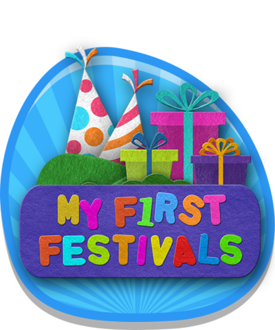 My First Festivals on CBeebies