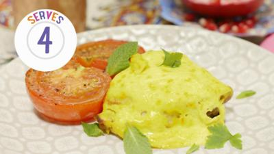 My World Kitchen - Suri's Iranian Joojeh Chicken