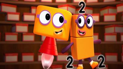 Numberblocks - Two Times Table Song