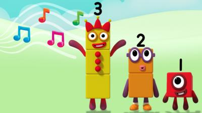Numberblocks - Numberblocks Songs