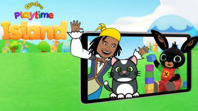 CBeebies Playtime Island app
