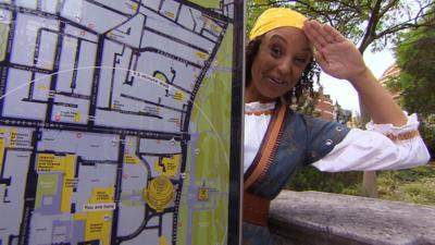 CBeebies Prom – Off to the Moon - Swashbuckle Salute