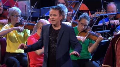 CBeebies Prom – Off to the Moon - CBeebies Overture