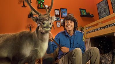 Andy's Secret Hideout - Reindeer