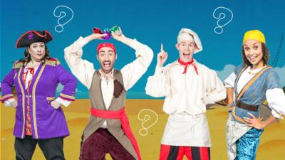 Swashbuckle - Which Swashbuckle pirate are you?