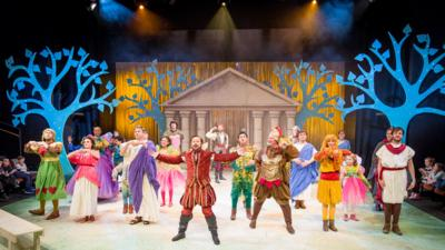 CBeebies A Midsummer Night's Dream - CBeebies A Midsummer Night's Dream