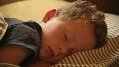 Bedtime Stories - Good nights: how to handle older children's sleep problems