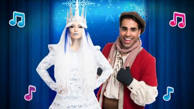 CBeebies The Snow Queen - CBeebies The Snow Queen Song