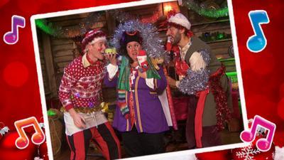 Swashbuckle - Swashbuckle Christmas Song
