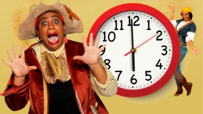 Swashbuckle - Race the Clock: Swashbuckle