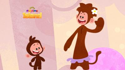 Tee and Mo - Picnic time in the CBeebies Playtime Island app