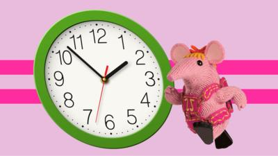 Clangers - Race the Clock: The Clangers
