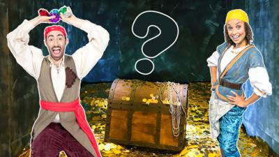 Swashbuckle - Win the treasure or walk the plank