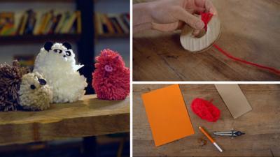 Junk Rescue - Wonderful wool creations