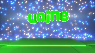 ALBA - Uaine