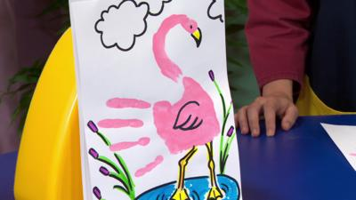 ALBA - Dèan Flamingo