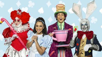 CBeebies Live Shows - Alice in Wonderland