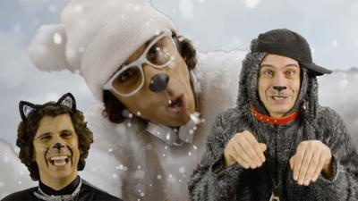 Andy's Safari Adventures - Andy's Animal Raps Playlist