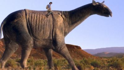 Andy's Prehistoric Adventures - The Paraceratherium Rap