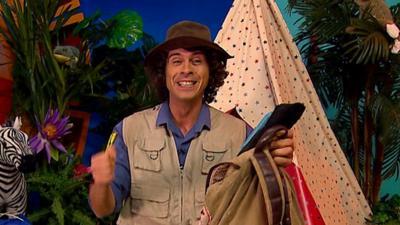 Andy's Safari Adventures - Getting ready for safari song