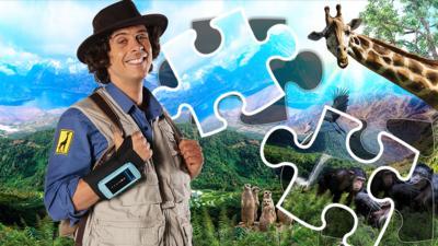 Andy's Safari Adventures - Andy's Safari Adventures Jigsaw