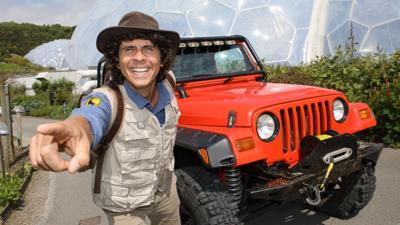 Andy's Safari Adventures - Andy's Safari Adventures theme song