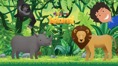 Andy's Safari Adventures - Andy's Safari Sounds in CBeebies Playtime Island