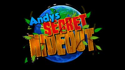 Andy's Secret Hideout.