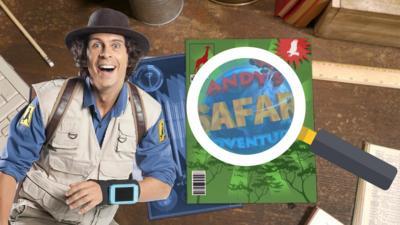 Andy's Safari Adventures - Andy's Safari Adventures Spot the Difference