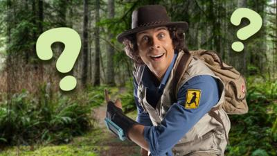 Andy's Prehistoric Adventures - Could you be an explorer like Andy?