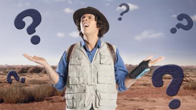 Andy's Prehistoric Adventures - Andy's Prehistoric Quiz #5