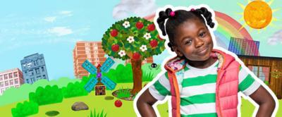 Apple Tree House game.