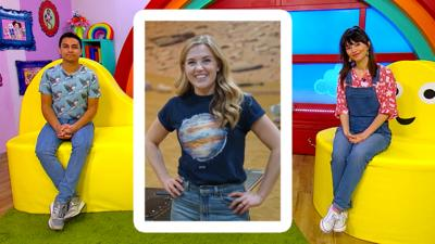 CBeebies House - Ask Maddie a Question