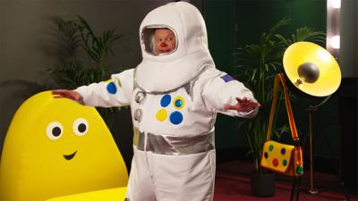 CBeebies Prom – Off to the Moon - Meet Astronaut Tumble!