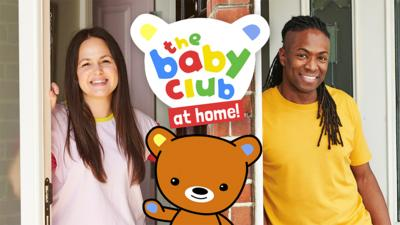 The Baby Club - 6 Ideas for having fun at home
